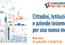 Consumer's Forum, il 27 aprile il webinar per una nuova mobilità