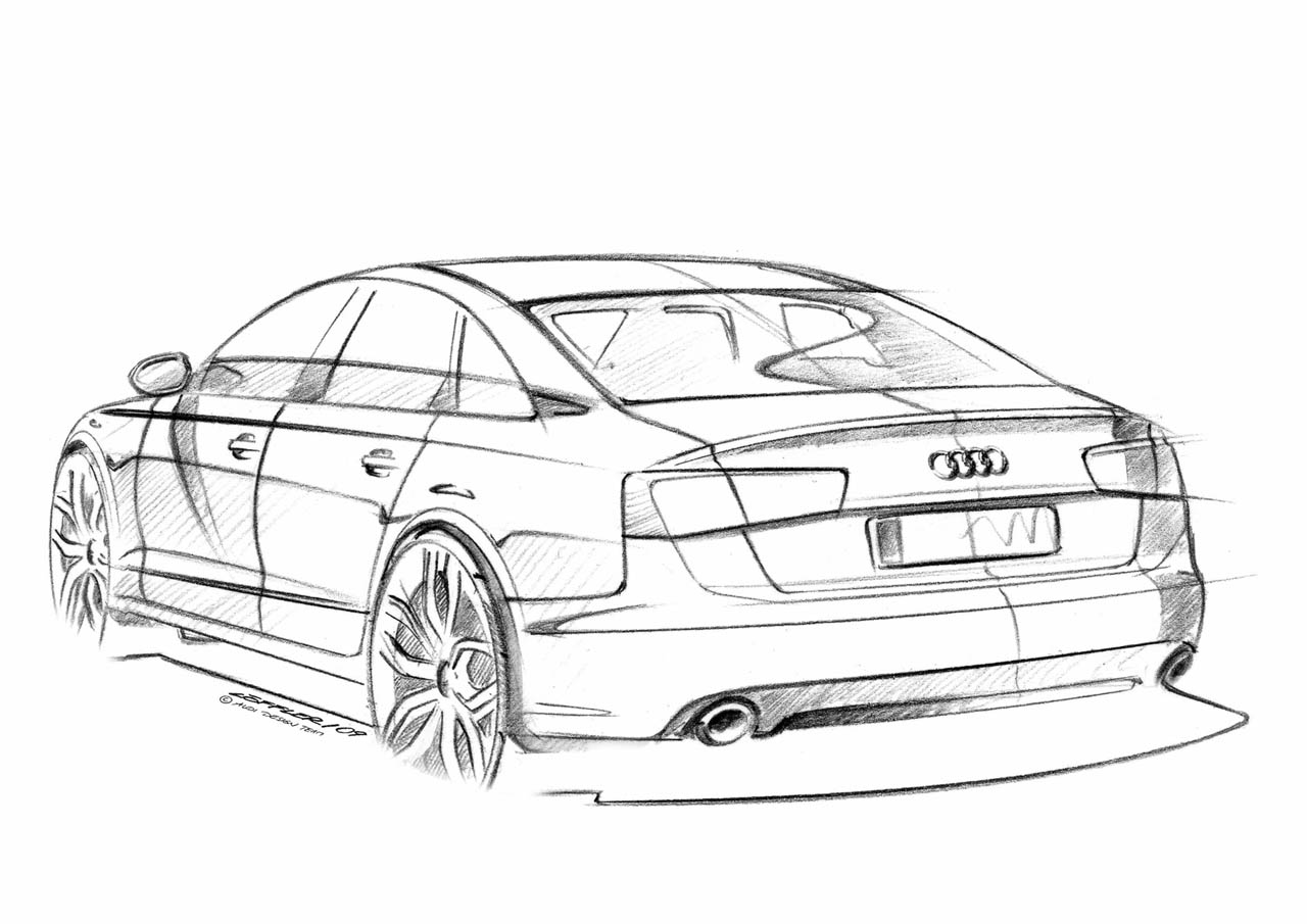 100 Hot Cars Audi A6 Supercharged