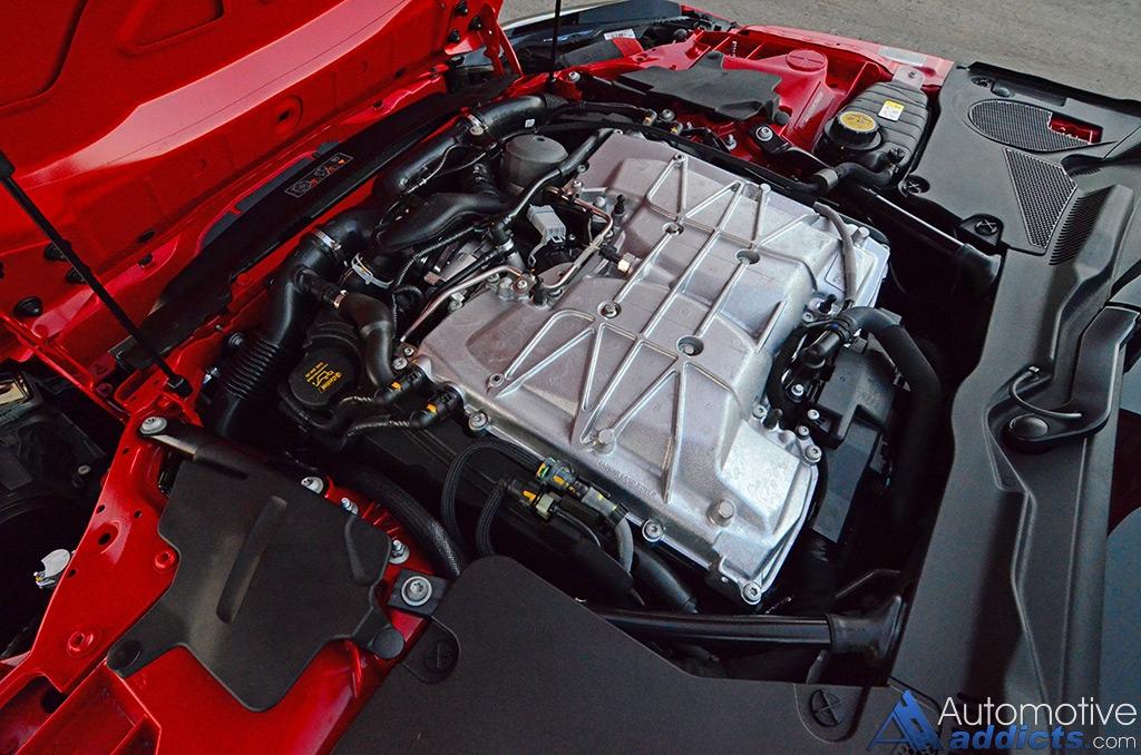 2017 Jaguar F Type SVR Coupe Review Amp Test Drive