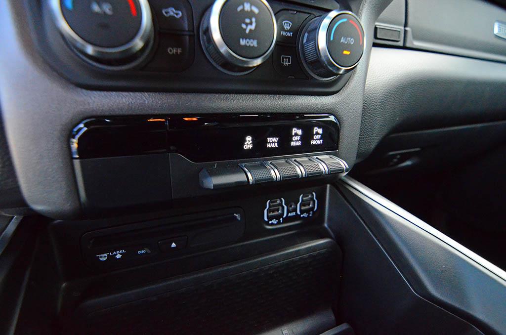 2019 Ram 1500 V8 Crew Cab Big Horn Sport 44 Review Amp Test