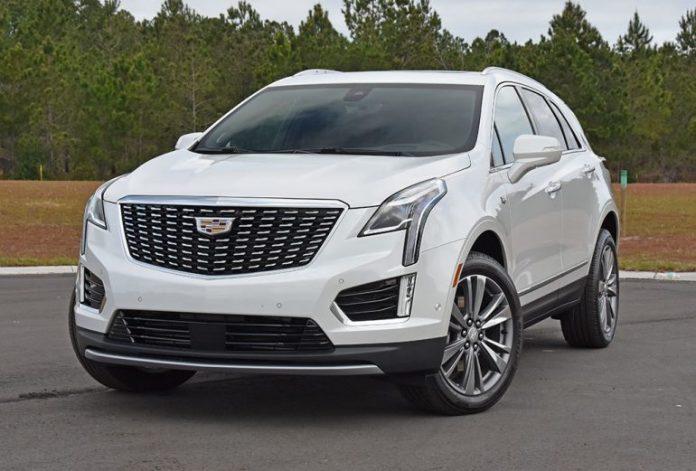 2020 Cadillac XT5 2.0 Turbo