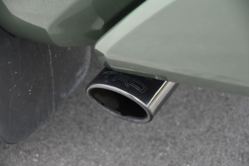 2020 toyota tundra trd pro exhaust