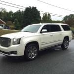 2015 Gmc Yukon Xl Denali 4wd Big Bad Bold Automotive Rhythms