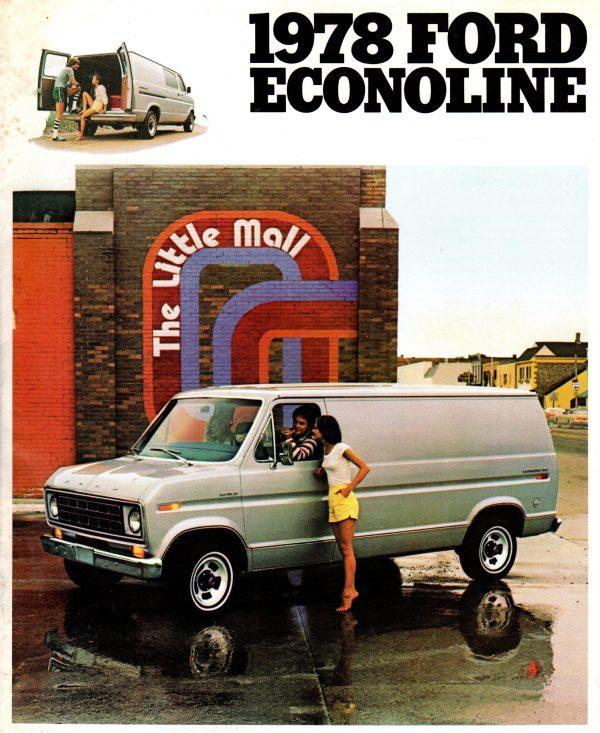 1978 Ford Econoline Brochure