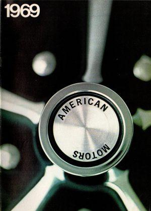 1969 AMC Brochure