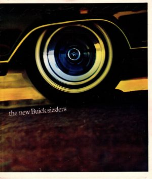 1965 Buick Sizzlers Brochure