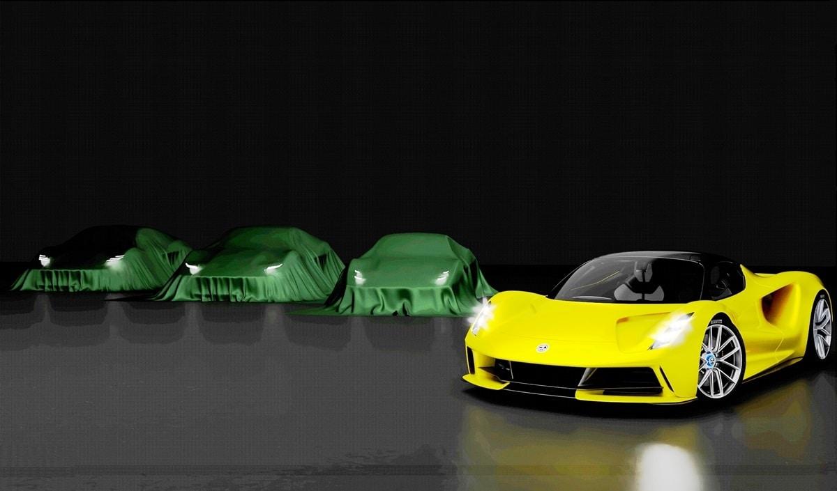 Pour son avenir proche, Lotus se met sur son 131…