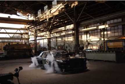 Ken Block - GYMKHANA 7: WILD IN THE STREETS OF LOS ANGELES - Ford Mustang 1965