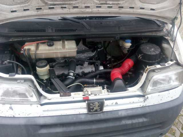 Peugeot Boxer Silnik 1.9 TD