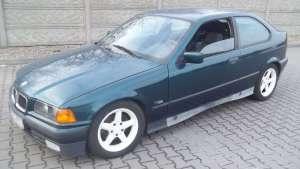 BMW e36 bok