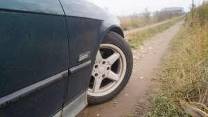Koło BMW e36