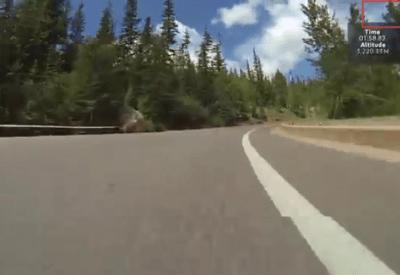 Pikes Peak - od Vatanena do rekordu Loeba