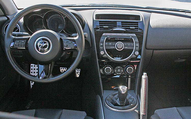 Interior Mazda Rx8 2006