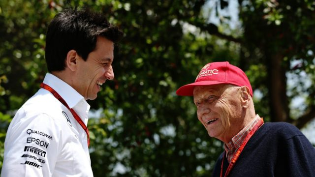 Wolff ammette che ci sono state molte occasioni nel 2020 in cui avrebbe voluto ricevere il consiglio di Niki Lauda.