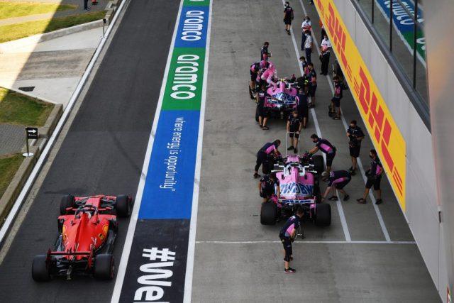"""Perez: """"Vettel ha fatto bene a scegliere Aston Martin""""."""