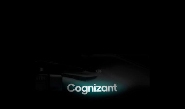 Aston martin con Cognizant