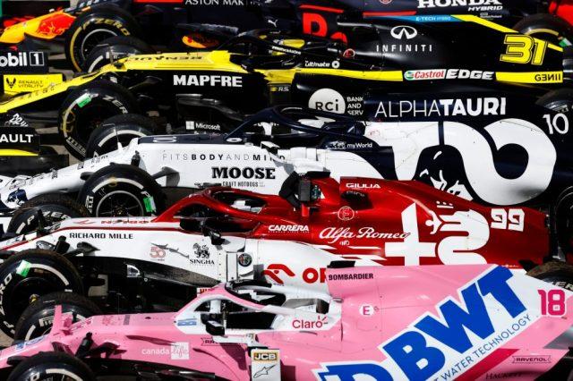 Monoposto di F1