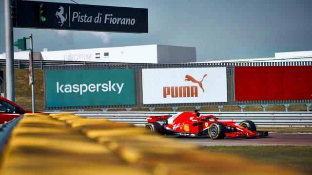 Ferrari SF18H