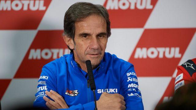 UFFICIALE! Davide Brivio diventa Racing Director dell'Alpine F1.