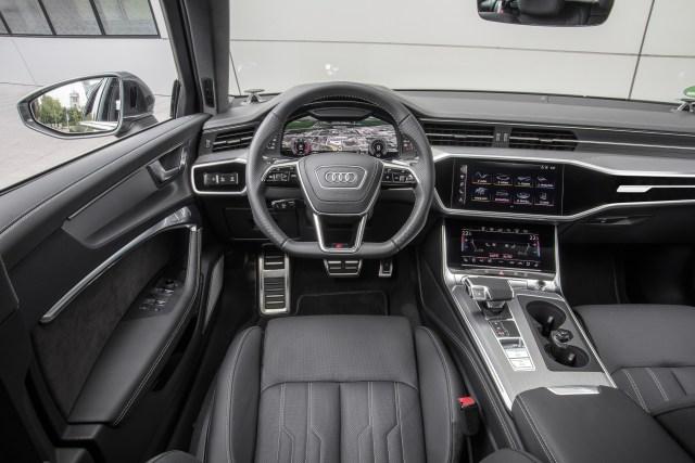 Audi A6 Avant interni