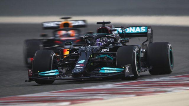 Test pre-stagionali di F1