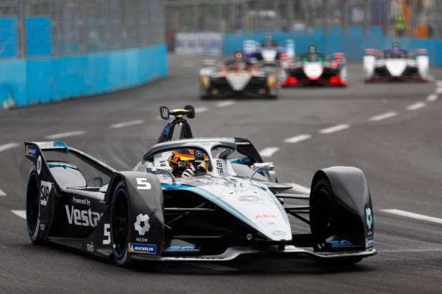 Qualifiche E-Prix di Roma di Formula E