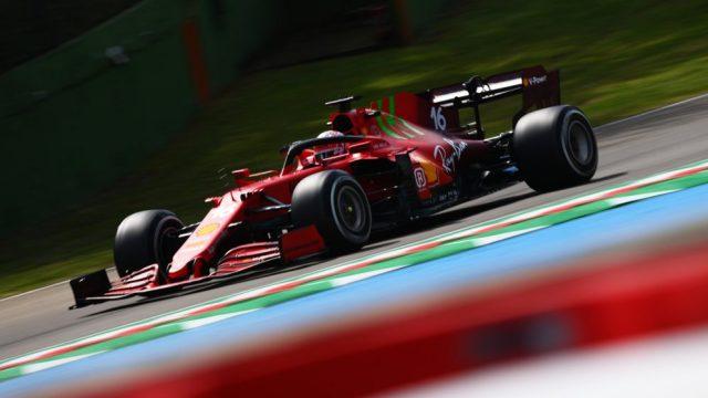 Prove libere Imola di F1:
