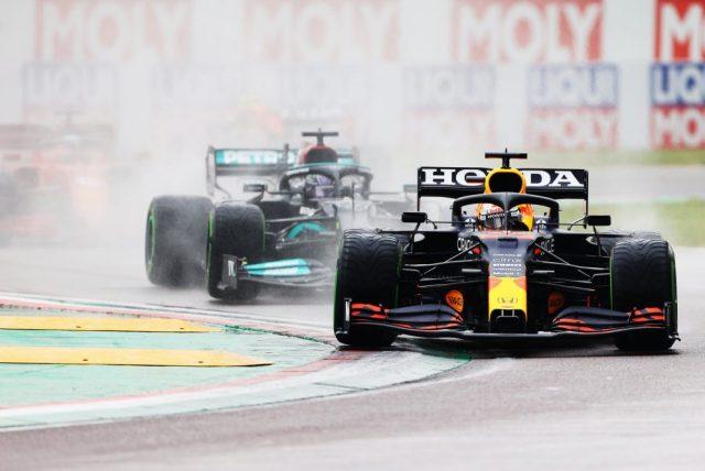 Gara Imola F1