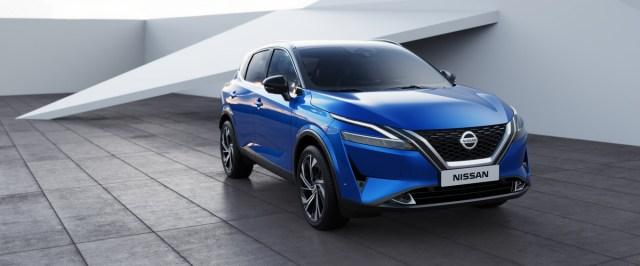 Prezzi della nuova Nissan Qashqai
