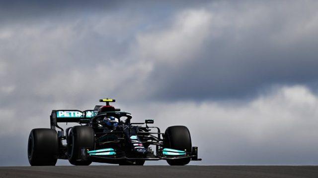 Bottas Qualifica del GP del Portogallo di F1