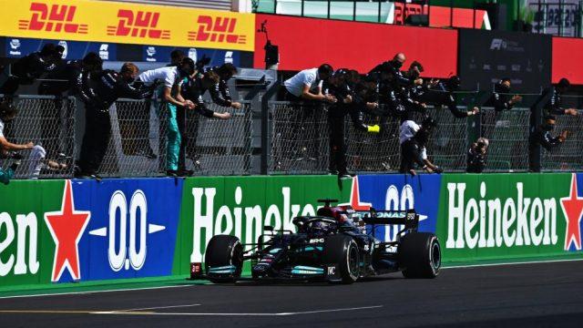 Gara Portogallo di F1