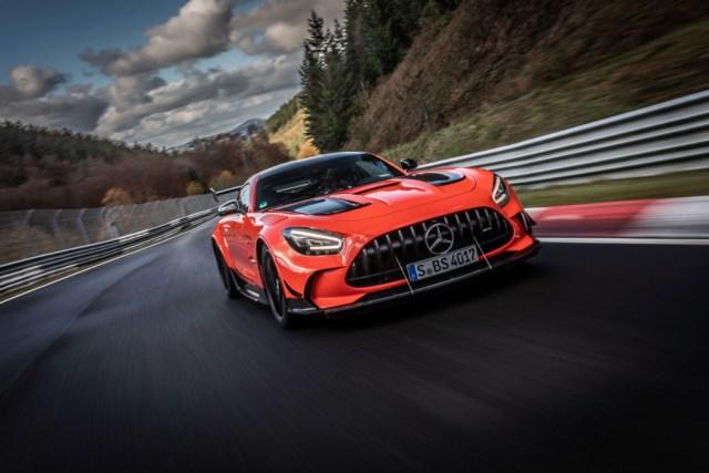 Quanto costa mantenere una Mercedes AMG GT Black Series?