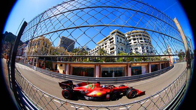 Sainz Gp Monaco