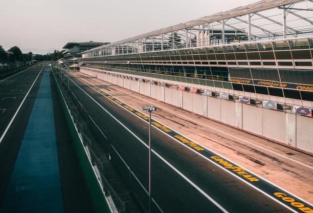Autodromo di Monza aperto al pubblico