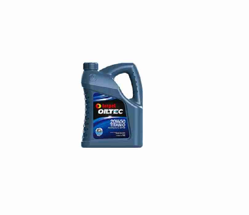 Aceite de motor ACEITE OILTEC 20W50 (1 Galón)
