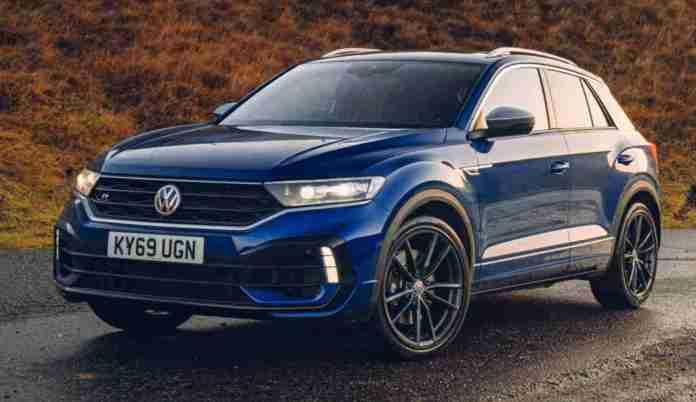Volkswagen T-Roc Auto Insurance
