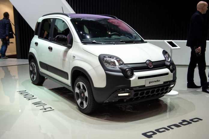 Fiat Panda, best selling car