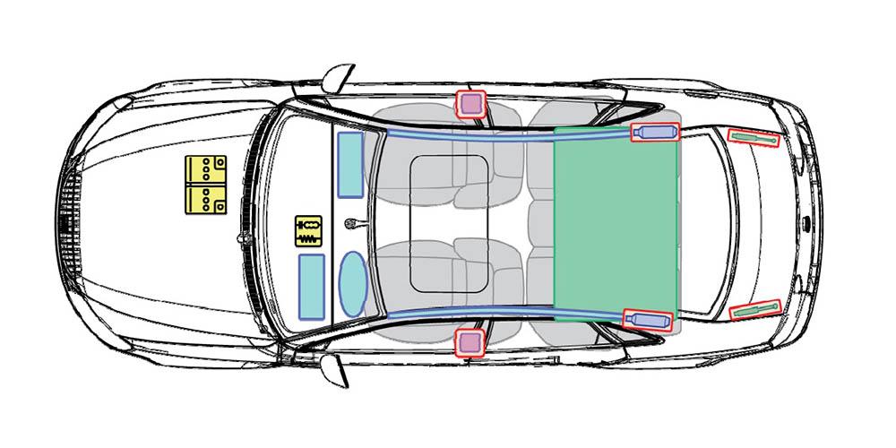 ¿Qué es y para qué sirve la hoja de rescate en tu coche?