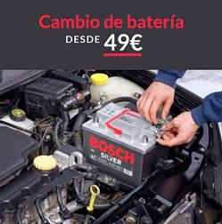 Comprar cambio de batería