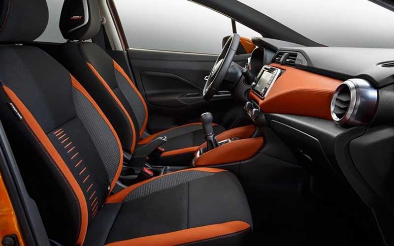 ¿Sabías que el Nissan Micra tiene el mejor sonido gracias a su sistema de audio BOSE Personal?