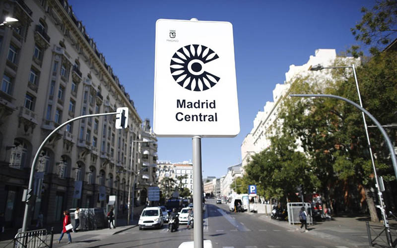 Madrid Central coches diesel
