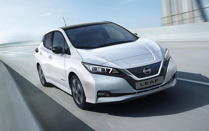 ¿Qué mantenimiento necesita el Nissan Leaf?