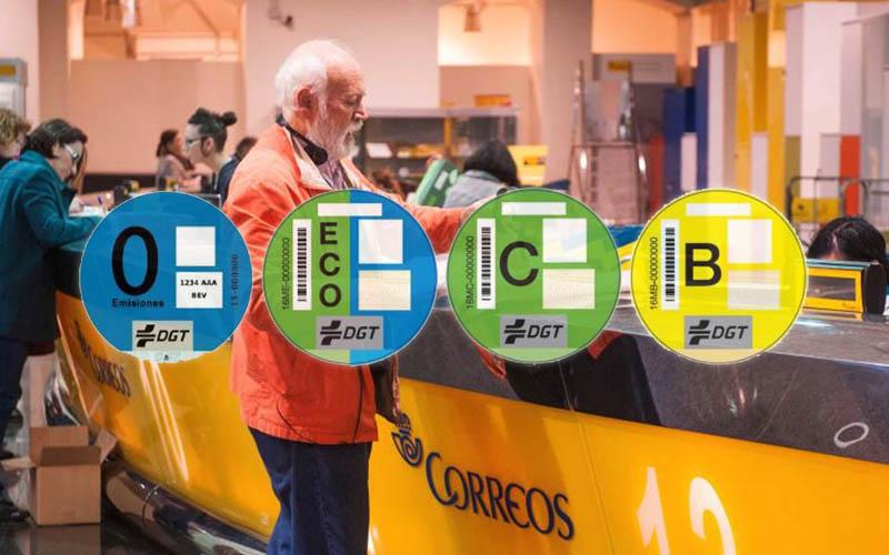 Ya se puede conseguir la tarjeta ambiental en Correos: descubre cómo hacerlo