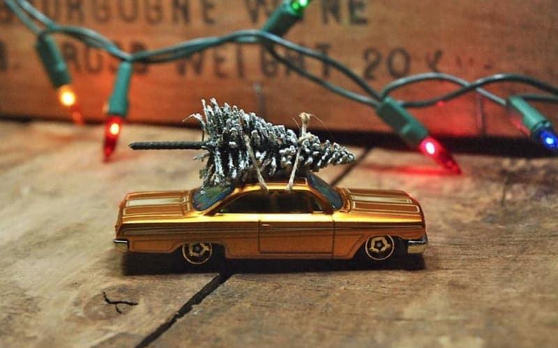3 cosas que podrías regalarle a tu coche esta Navidad