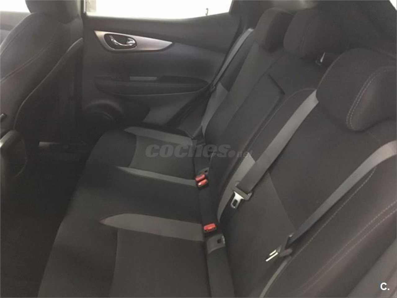 Nissan Qashqai DIGT 85 kW 115 CV NCONNECTA 5p full