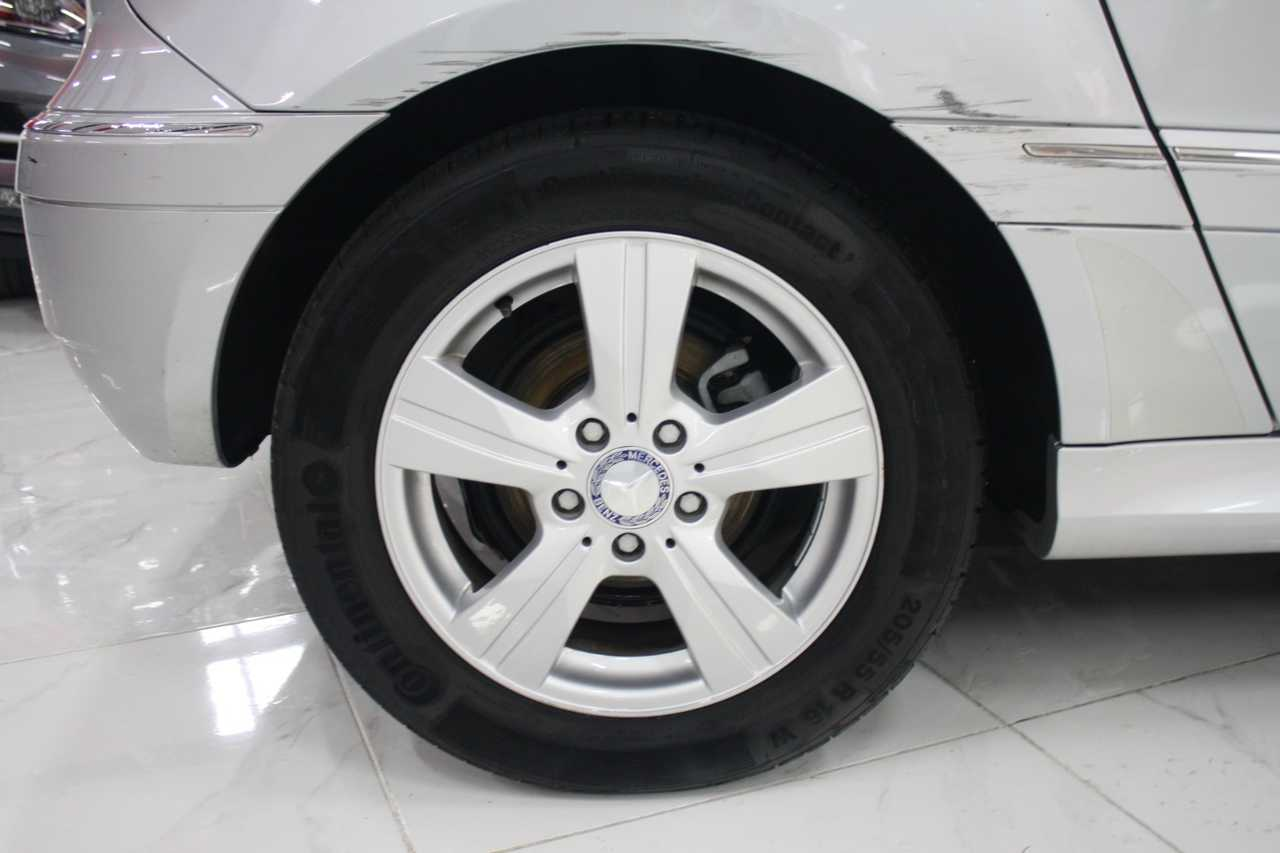 Mercedes Clase B B 200 CDI full