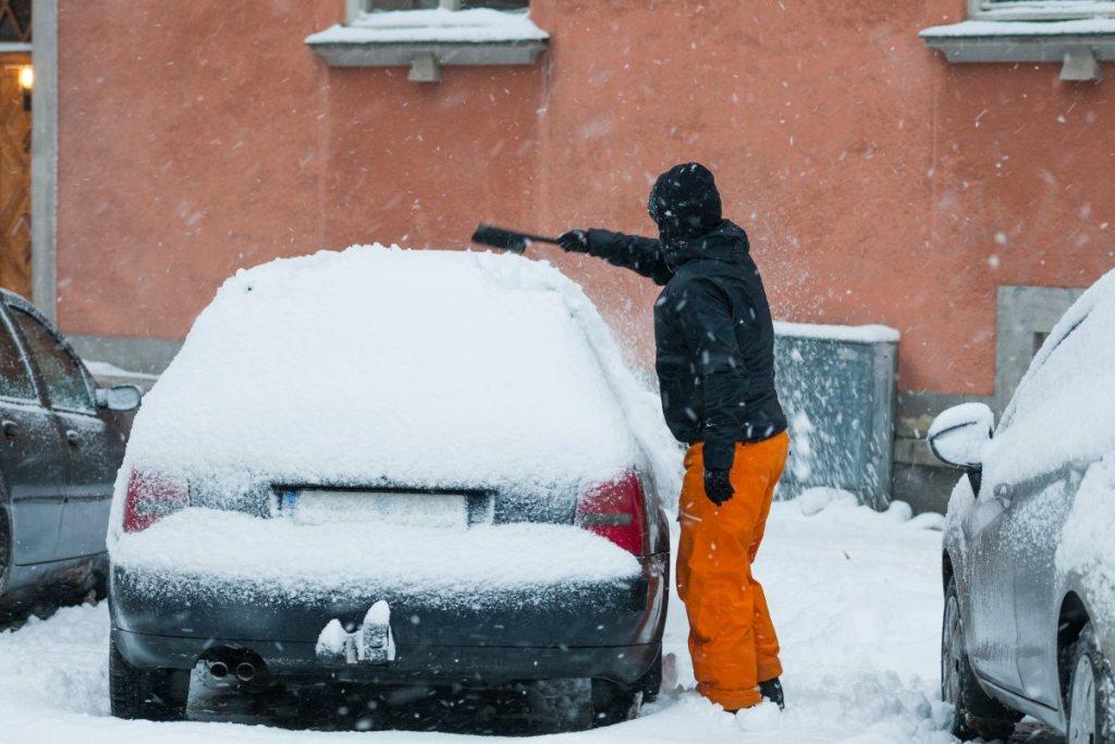 Daños por nevada, ¿cómo actuar?