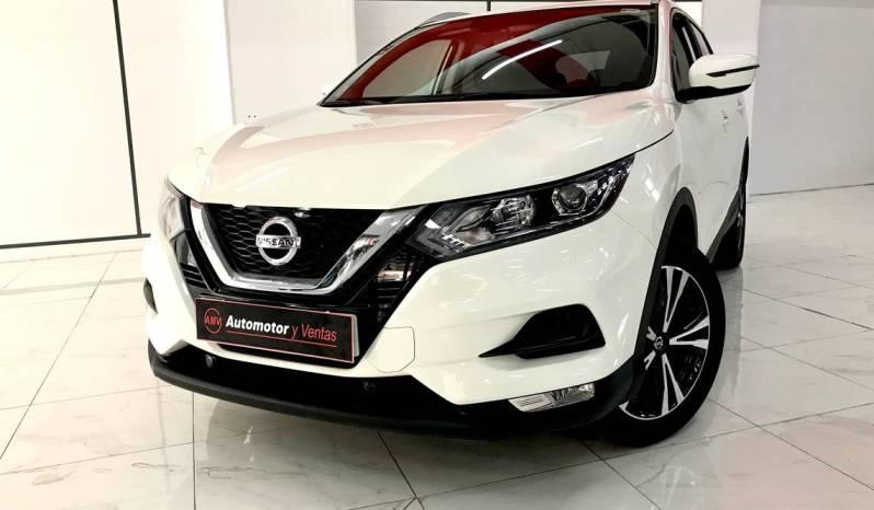 Nissan Qashqai Qashqai 1.5 DCI  115CV lleno