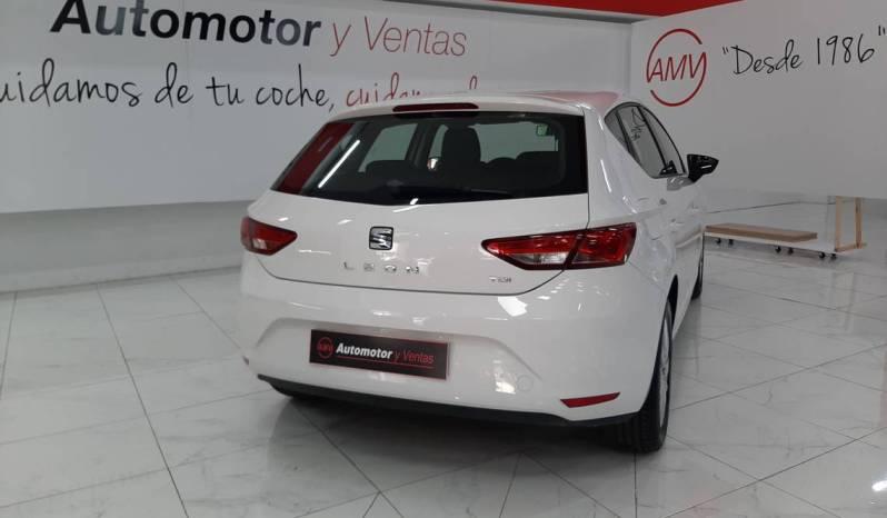 SEAT León León 1.6 TDI 105cv E-Ecomotive lleno