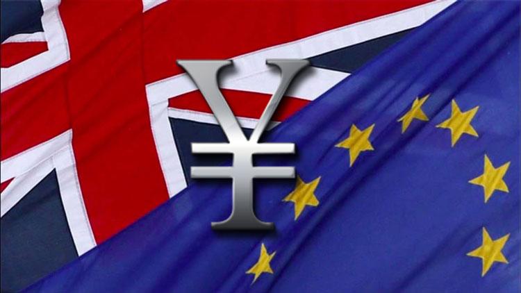 Brexit afected Yen